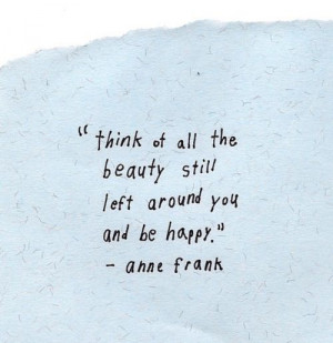 quotes - anne frank - life