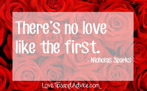 Quotes About Your First Love
