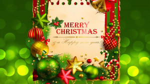 Merry Christmas and Happy New Year 2015 Card and Pictures