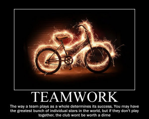 the way a team plays as a whole determines its success you may have ...