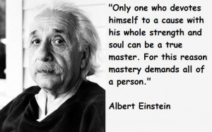Albert einstein famous quotes 3