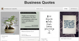Business Quotes on Pinterest