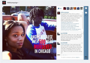 Anti-violence campaign draws criticism for rapper Chief Keef photo