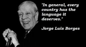 Jorge luis borges famous quotes 5