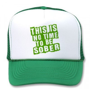 Funny St Patricks Day Drinking Humor Mesh Hat from Zazzle.com @Chelsea ...