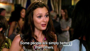 blair waldorf, gossip girl, leighton meester, quote, quotes ...