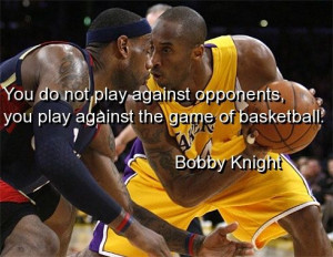Bobby Knight Quote