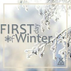 happy first day of winter more winter snow winter quotes winter winter ...