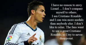 cr7 quote