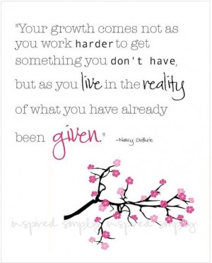 Magic Monday: Quotes About Growth - Pink Chocolate Break   Pink ...