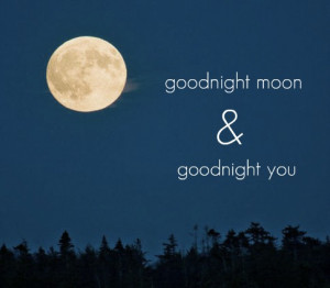 Goodnight Moon Quotes Tumblr ~ Gallery For > Goodnight Moon Quotes ...