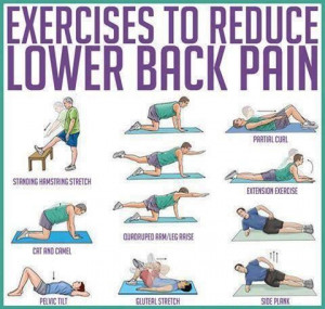 Back Pain Quotes To reduce lower back pain