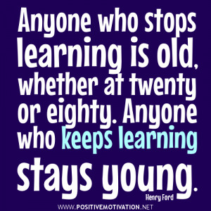 inspirational learning quotes, keep learning quotes