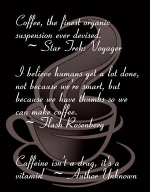 Caffeine Bar