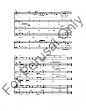 Swing Low Sweet Chariot Sheet Music