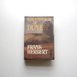 God Emperor of Dune Hardcover by Frank Herbert