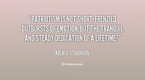 20 Polite Quotes About Patriotism