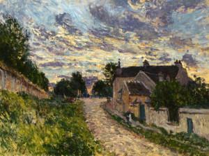 Path in Louveciennes