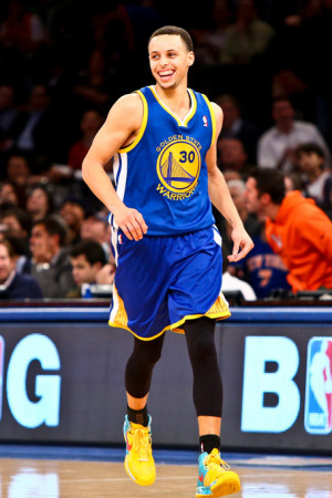 Dell Curry on Stephen Curry's 54-point game: 'I was never in a zone ...