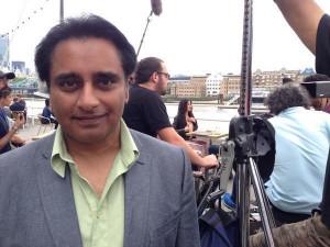 Katrina Kaif shoots for Phantom in London(Pics & Video added)