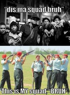 Love Army JROTC