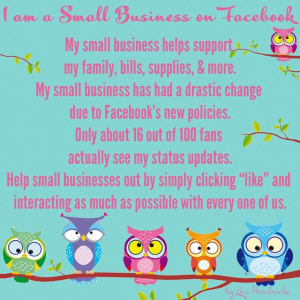 Support} local businesses https://www.facebook.com ...