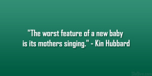 Kin Hubbard Quote