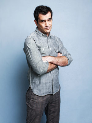"""Ty Burrell: """"The character is frightening close to myself. I don't ..."""