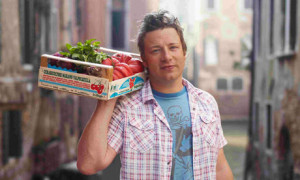 Chilli – Jamie Oliver quotes that he always starts his day with a ...