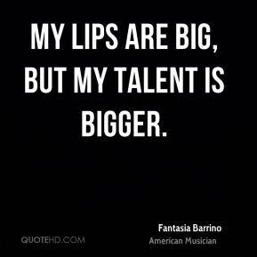 big lips quotes