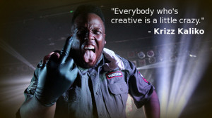 LISTEN: 'Everybody Who's Creative Is A Little Crazy' – Krizz ...