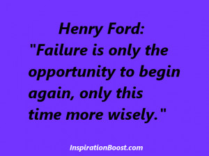 Henry Ford Attitude Quote Images...