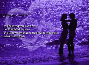 Pictures Gallery of quotes true love