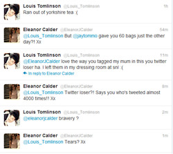 louis tomlinson One Direction eleanor calder one direction quotes one ...