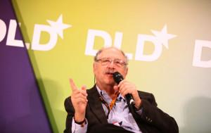 Yossi Vardi DLD Chairman Yossi Vardi speaks during the Digital Life
