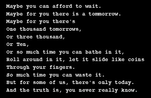 Long Quotes - Long Quotes About Life