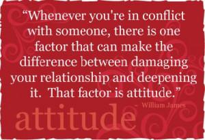Attitude Quotes, Attitude Governs Altitude, Avoid a Bad Attitude, Hire ...