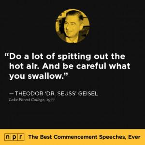Theodor Seuss Geisel Quotes
