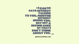 Secret Crush Quotes for Him