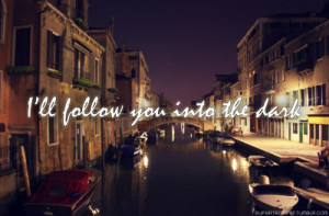 supertramp87:Location: Venice, ItalyQuote: Death Cab For Cutie from ...