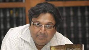 Write when drunk, market when sober: Best-selling author Ashwin Sanghi