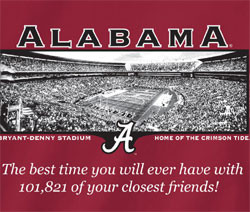 Alabama Football Sayings and Quotes