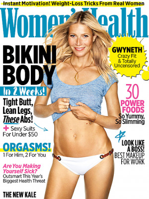 Gwyneth Paltrow Uses Her Women's Health Interview To Deny Being ...
