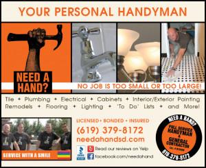 Handyman Advertising