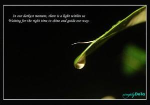 Quote 1 - Hope