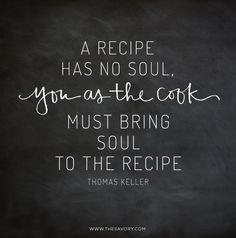 Thomas Keller More