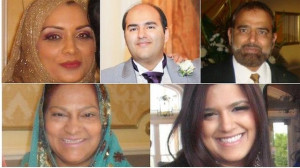 Bilques Hayat, Mohammed Isshaq, Shaukat Ali Hayat, Abida Hayat and ...