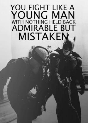 Bane Quotes Dark Knight Rises