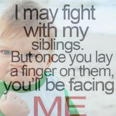 Mess with my brother, you mess with me...little kickboxing diva that I ...
