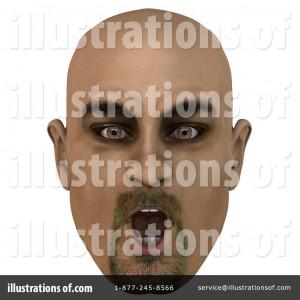 Bald Man Clip Art